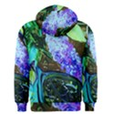 Lilac And Lillies 1 Men s Zipper Hoodie View2