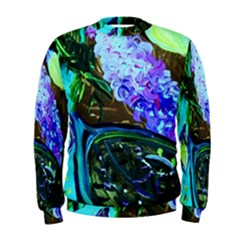 Lilac And Lillies 1 Men s Sweatshirt