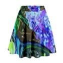 Lilac And Lillies 1 High Waist Skirt View1