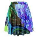 Lilac And Lillies 1 High Waist Skirt View2
