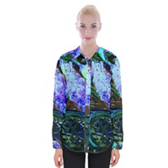 Lilac And Lillies 1 Womens Long Sleeve Shirt