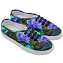 Lilac And Lillies 1 Women s Classic Low Top Sneakers View3