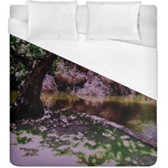 Hot Day In Dallas 31 Duvet Cover (king Size) by bestdesignintheworld