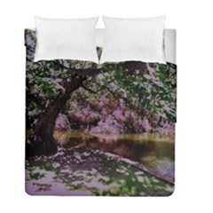Hot Day In Dallas 31 Duvet Cover Double Side (full/ Double Size) by bestdesignintheworld