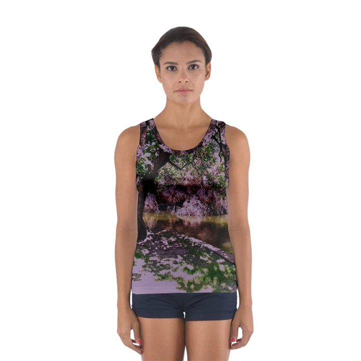 Hot Day In Dallas 31 Sport Tank Top