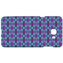 Pink Green Turquoise Swirl Pattern Samsung C9 Pro Hardshell Case  View1