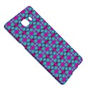 Pink Green Turquoise Swirl Pattern Samsung C9 Pro Hardshell Case  View5