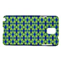 Blue Yellow Green Swirl Pattern Samsung Galaxy Note 3 N9005 Hardshell Case View1