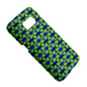 Blue Yellow Green Swirl Pattern Samsung Galaxy S7 Hardshell Case  View5