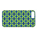 Blue Yellow Green Swirl Pattern Apple iPhone 7 Plus Hardshell Case View1