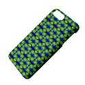 Blue Yellow Green Swirl Pattern Apple iPhone 7 Plus Hardshell Case View4