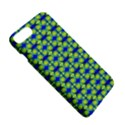 Blue Yellow Green Swirl Pattern Apple iPhone 7 Plus Hardshell Case View5