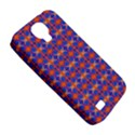 Blue Orange Yellow Swirl Pattern Samsung Galaxy S4 Classic Hardshell Case (PC+Silicone) View5