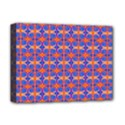 Blue Orange Yellow Swirl Pattern Deluxe Canvas 16  x 12   View1