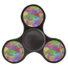 Colorful Patern Art Rainbow Finger Spinner