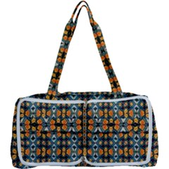 Artwork By Patrick Colorful 2 1 Multi Function Bag