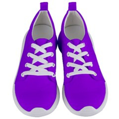 Light Purple Dots Pattern Women s Lightweight Sports Shoes