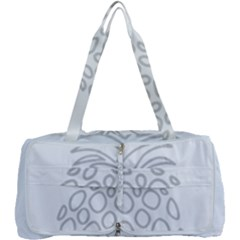 Pinapplesilvergray Multi Function Bag	 by BohoRainbow