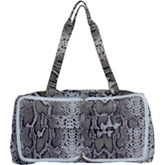 Snake Skin Multi Function Bag