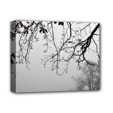 Tree Nature Landscape Deluxe Canvas 14  X 11