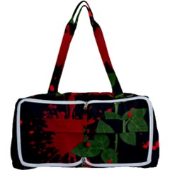 Background Texture Stain Multi Function Bag