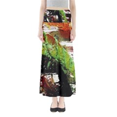 Collosium   Swards And Helmets 3 Full Length Maxi Skirt by bestdesignintheworld