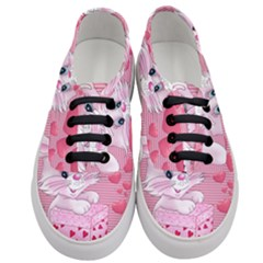 Love Celebration Gift Romantic Women s Classic Low Top Sneakers