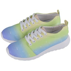 Pastelrainbowgalaxy Men s Lightweight Sports Shoes by RingoHanasaki