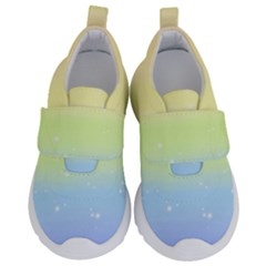 Pastelrainbowgalaxy Velcro Strap Shoes by RingoHanasaki