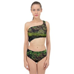 Hot Day In Dallas 33 Spliced Up Two Piece Swimsuit