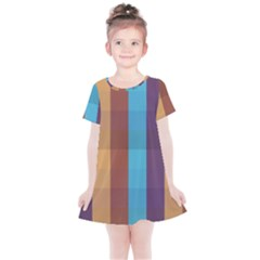 Background Desktop Squares Kids  Simple Cotton Dress