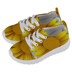 Plant Flower Flowers Bokeh Sky Kids  Lightweight Sports Shoes by Sapixe