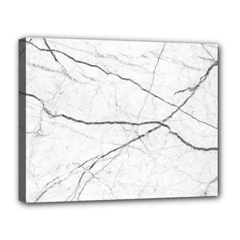White Background Pattern Tile Canvas 14  X 11
