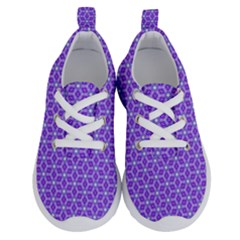 Lavender Tiles Running Shoes