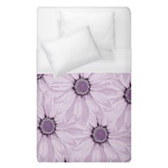 Background Desktop Flowers Lilac Duvet Cover (single Size) by Sapixe