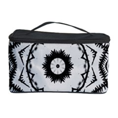 Abstract Pattern Fractal Cosmetic Storage Case