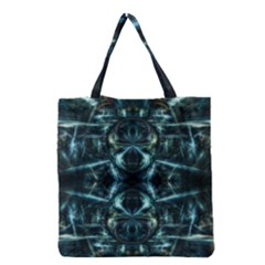 Abstract Fractal Magical Grocery Tote Bag