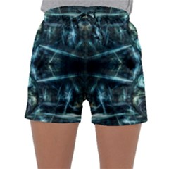 Abstract Fractal Magical Sleepwear Shorts by Sapixe
