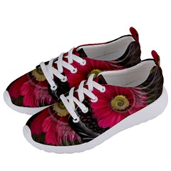 Fantasy Flower Fractal Blossom Women s Lightweight Sports Shoes by Sapixe
