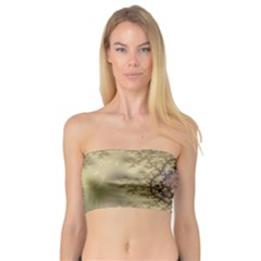 Fractal Art Colorful Pattern Bandeau Top by Sapixe