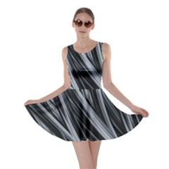 Fractal Mathematics Abstract Skater Dress by Sapixe