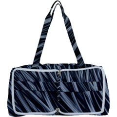 Fractal Mathematics Abstract Multi Function Bag