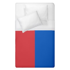 Red And Blue Duvet Cover (single Size) by jumpercat