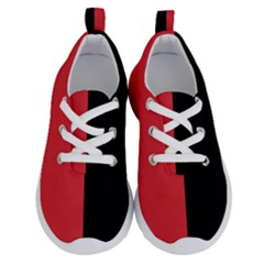 Red And Black Running Shoes by jumpercat