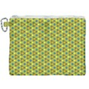 Mechanical Pattern Canvas Cosmetic Bag (XXL) View1