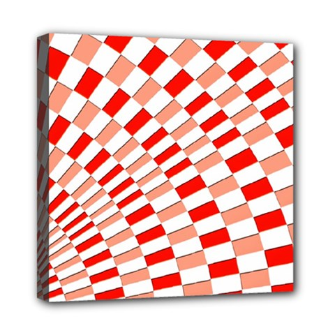 Graphics Pattern Design Abstract Mini Canvas 8  X 8