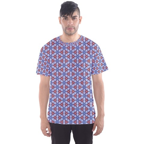 Galactic Trip Men s Sports Mesh Tee by jumpercat