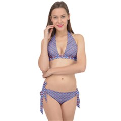 Galactic Trip Tie It Up Bikini Set by jumpercat