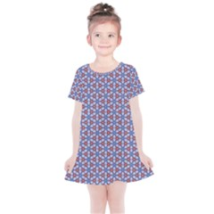Galactic Trip Kids  Simple Cotton Dress