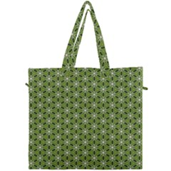 Greenville Pattern Canvas Travel Bag by jumpercat